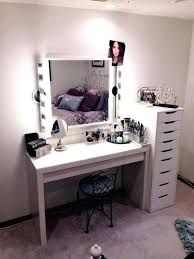 Vanity Set With Lights For Bedroom Awesome Vanity Set With Lights Or Medium Size Of Bedroom Exciting