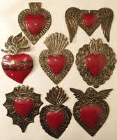 tin ornaments