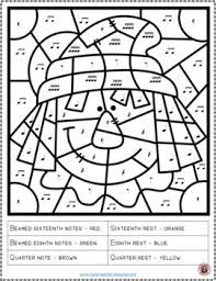 70 best music coloring sheets images on pinterest music music