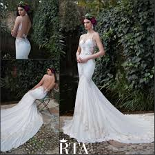 berta wedding dresses 2015 berta wedding dresses spaghetti straps perals backless