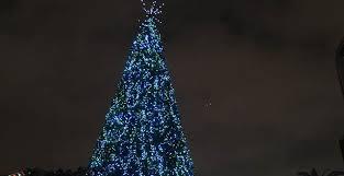 tree lighting celebration city of orlando holiday celebrations