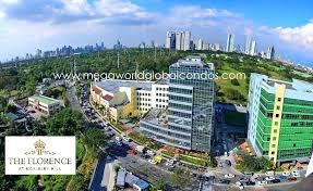 global city mckinley hills and fort bonifacio condominiums megaworld fort bonifacio global condos the florence condo in