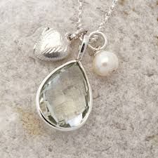 vintage locket pendant necklace images Vintage locket and gem pendant necklace jpg