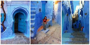 blue city morocco morocco the blue city durham students abroad
