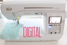 my new sewing machine u2026and how to pick your own u2013 made everyday