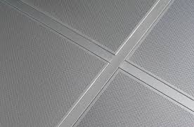 Suspended Ceiling Tile by Metal Suspended Ceiling Tile Acoustic Perforated 600 Flush