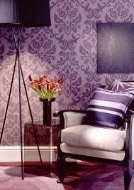 purple living room wallpaper thesouvlakihouse com