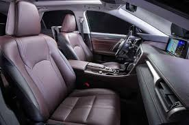 lexus rx black interior interior black and rating motor trend suv of the year contender