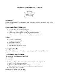 accounting skills resume 22 accounting resume sample cost