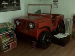 Safari Bedroom Ideas For Adults Jeep Bed For Any Cool Kid Man Cave Pinterest Jeeps Kids