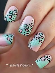 Nail Designs Cheetah Print Nail Designs Cool With Stylish Leopard And Cheetah