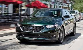 Sho Green 2013 ford taurus sho instrumented test review car and driver