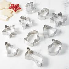 mini cookie cutters set of 10 crate and barrel
