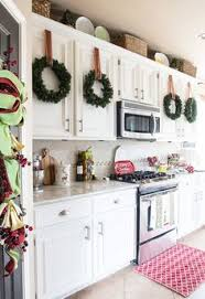 christmas decorating ideas for kitchen christmas in the kitchen christmas kitchen kitchens and holidays