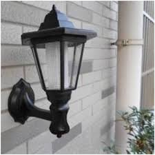 solar light for outside wall outdoor wall solar led l