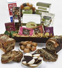 kosher gift baskets gift baskets deluxe sweet and savory kosher gift basket