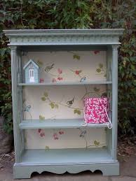 Annie Sloan Painted Bookcase Beautifully Refurbished Ornate Bookcase Home Styles Uk