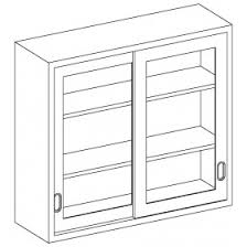 Stainless Steel Wall Cabinets Freestanding Ss Equipment Supply Cabinet With Pegboard Interior