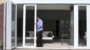 Cheap Bi Fold Patio Doors panoramic doors youtube