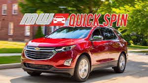 2018 chevrolet equinox diesel quick spin youtube