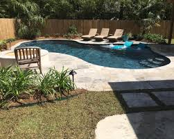 mandeville lagoon pool and tanning ledge crystal pools and spas