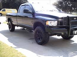 who here has ranchhand front replacement bumpers dodge diesel