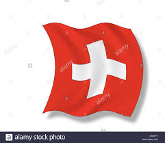 Flag White With Red Cross White Flag Red Cross Stockfotos U0026 White Flag Red Cross Bilder Alamy