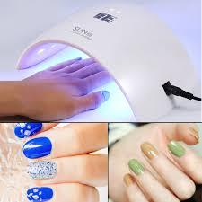 sunuv 24w sun9c 9s professional led uv nail lamp led nail light