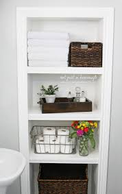 vintage bathroom design bathroom extraordinary small shelves for wall wall shelves ideas