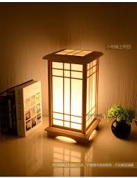 floor lamp japanese style tatami table lamp room lights brief