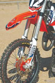 motocross action magazine two stroke tuesday ultra trick 2014 ktm