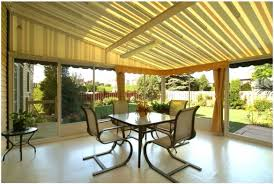 ontario screened patio enclosures wall attached sunroom kits in