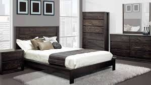 bed design with side table bedroom modern contemporary bedroom design with dark wooden bed
