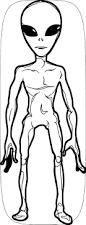 grey alien 1000 coloring page wecoloringpage