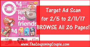 target black friday okc target ad scan for 2 5 to 2 11 17 browse all 26 pages