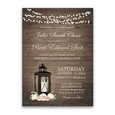 rustic invitations rustic wedding invitation archives noted occasions unique and