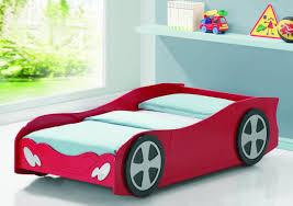 kid car wonderful cool kids car beds white speed racer bed inside design