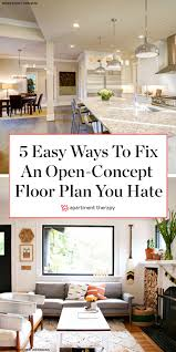 how to make an open concept kitchen 5 ways to an open concept floor plan apartment therapy