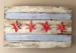 Reclaimed Wood Flag The Most Overexposed Chicago Decor Trends Right Now Curbed Chicago