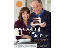 jeffrey garten ina jeffrey a love story food network magazine recipes and