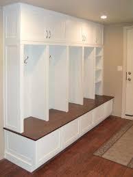 diy kids lockers mudroom lockers with bench locker and unit diy storage for mud
