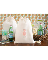 welcome bags for wedding amazing deal on pineapple wedding welcome bag tropical wedding