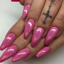 pink glitter nails watch or download downvids net