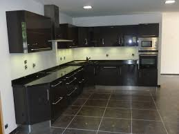 cuisine noir laqué cuisine laquée galerie avec cuisine laquee humain sur