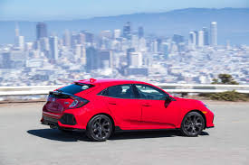 nissan civic 2017 2017 honda civic hatchback makes turbo engine more affordable