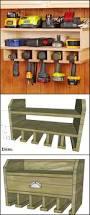 11 garden tool racks you can easily make garden tool
