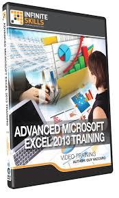 Learning Spreadsheets Online Free Amazon Com Advanced Microsoft Excel 2013 Training Training Dvd