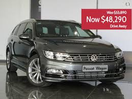 volkswagen passat wagon vehicle stock duttons volkswagen