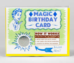steam whistle letterpress magic birthday scratch off at