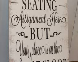 wedding seating signs wedding sign two families are becoming one a seat not a
